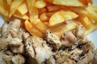 Citromos-mézes-kakukkfüves csirkemell