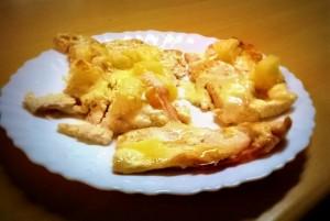 Ananászos tejszínes csirkemell