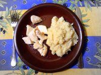 fokhagymás csirke, fokhagymás csirkemell, karfiol, csirkemell recept, uniquitchen, egyszerű receptek, könnyű receptek, olcsó receptek, egyedi receptek, karfiolpüré