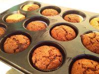 Kávés-cappucinos muffin
